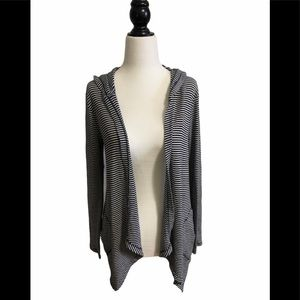 3/$30 Philosophy stripped cardigan in a size small